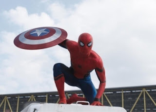 apakah spiderman akan muncul di film captain america 3 civil war