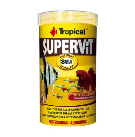 Tropical Supervit Basic 500ml/100g