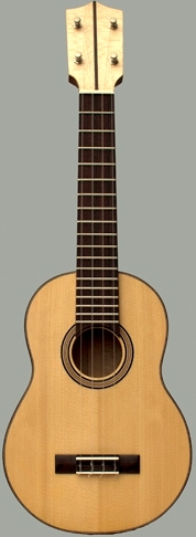 Marc de Wael Guitars Soprano Ukulele