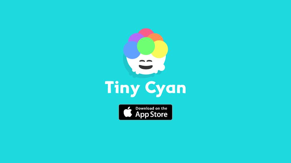 tiny cyan app store