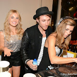 WWW.ENTSIMAGES.COM -      Sian Welby, Kye Sones and Zoe Hardman   at      Whistle and  Bango  launch party at Wolf and Badger, London October 23rd 2014Ashley James, Ania Kubow and Rosie Parkes are showcasing their new brand and bracelets at a celebrity studded press launch                                                 Photo Mobis Photos/OIC 0203 174 1069