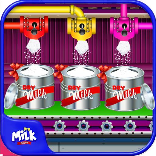 Dry Milk Factory