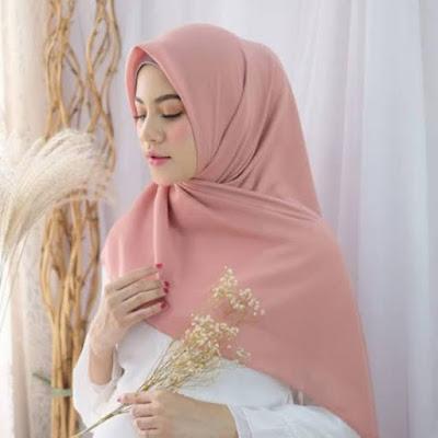 Hijab voal premium polos