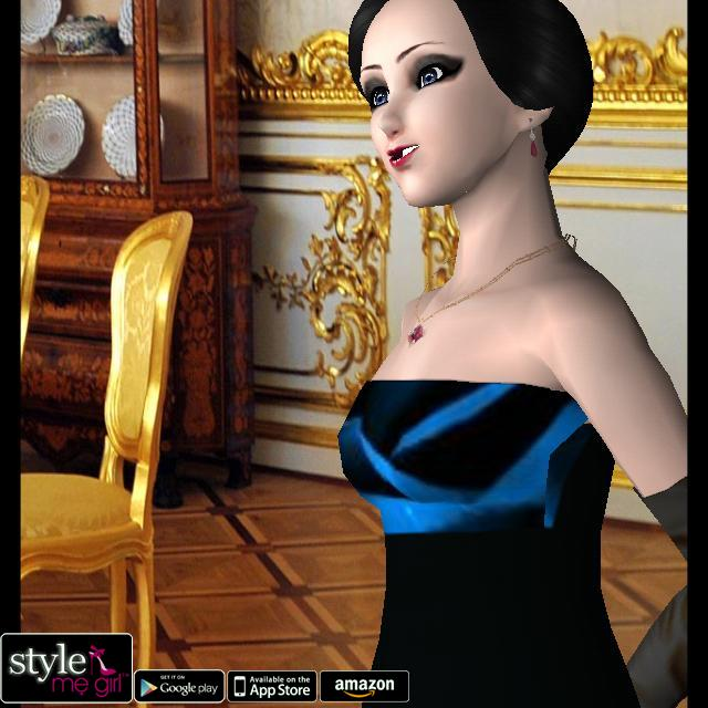 Style Me Girl Level 32 - Formal Evening - Karma