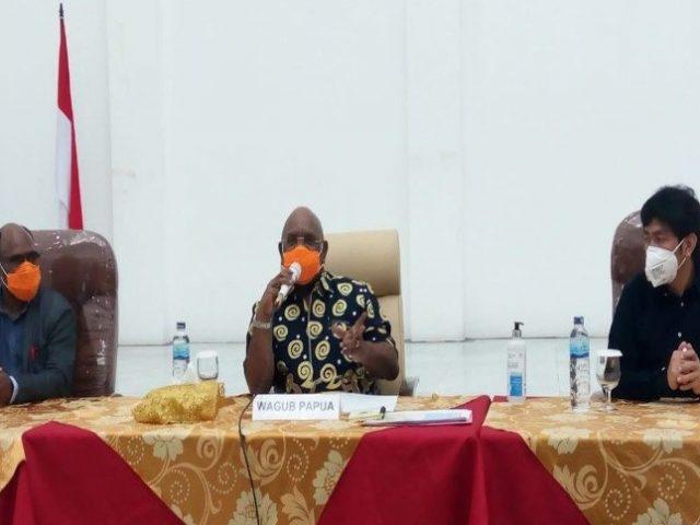 Warga Terpapar Covid-19 Meningkat, Status Papua Jadi Tanggap Darurat