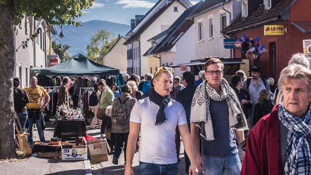 Stadtflohmarkt