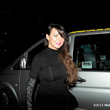 WWW.ENTSIMAGES.COM -  Lizzie Cundy  arriving at  Very First To Awards  5 Cavendish Square London January 9th 2013                                                      Photo Mobis Photos/OIC 0203 174 1069