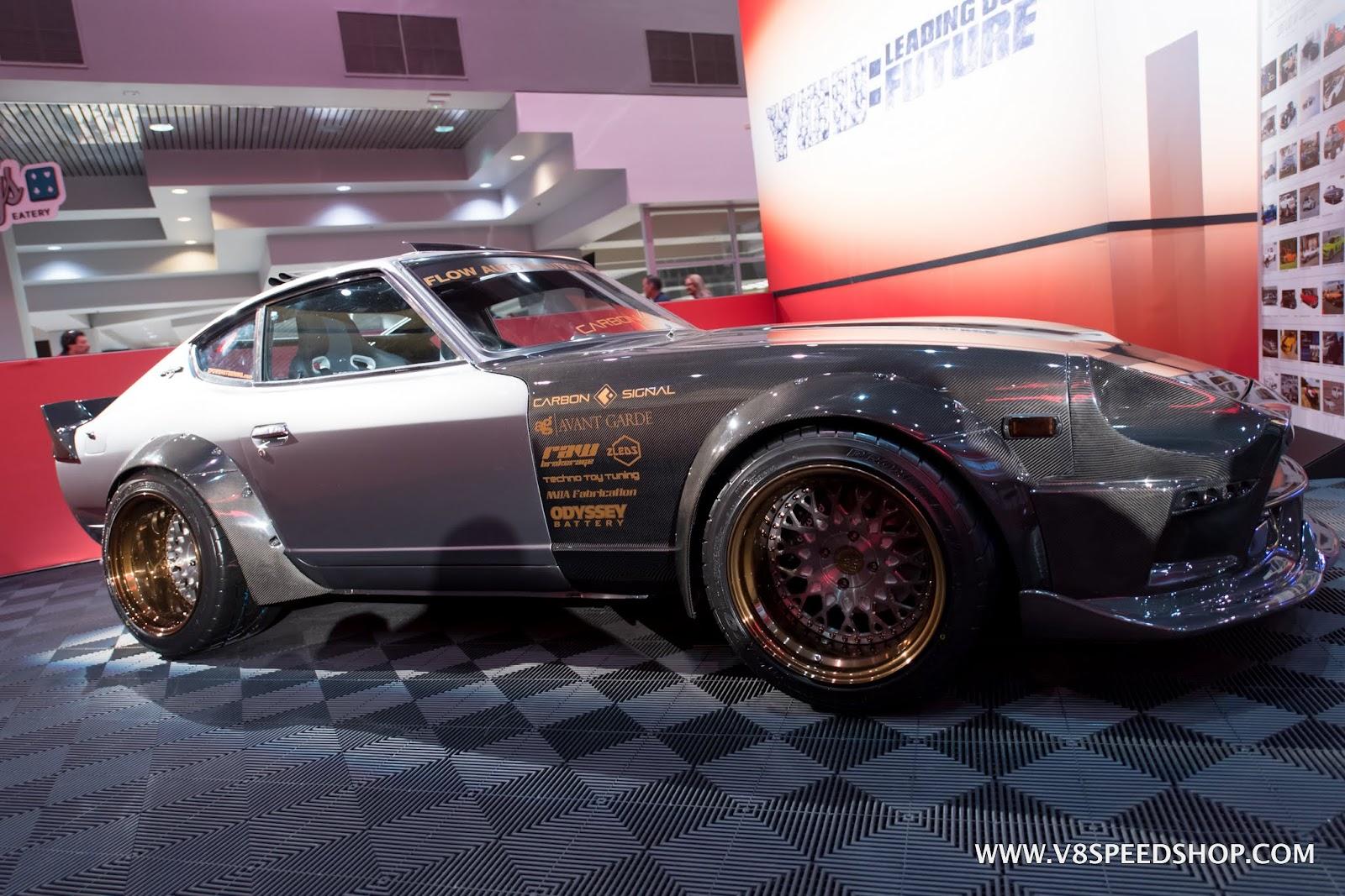 V8TV TV Show - Muscle Car Videos, How-tos, Restoration at V8 Speed ...