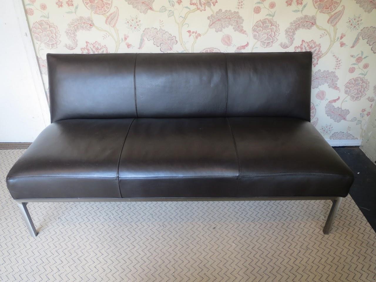 - Room & Board Leather Sofa Shophousingworks