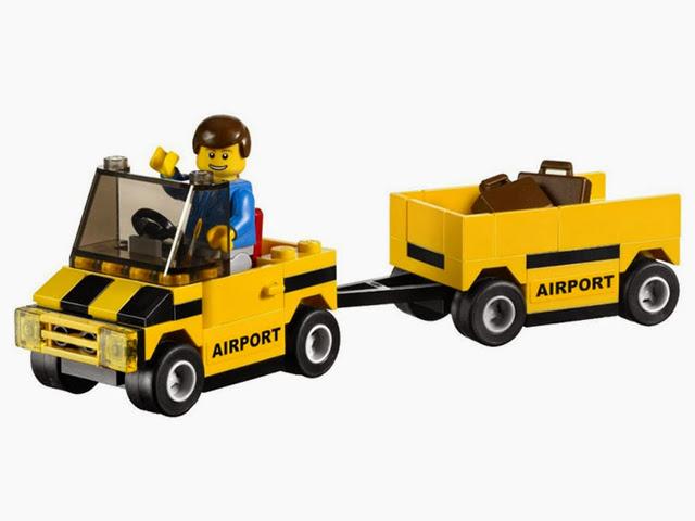 3182 レゴ シティ 空港