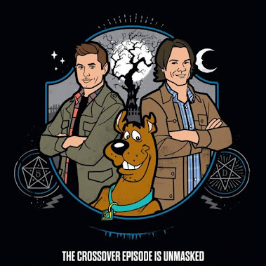 Supernatural: Scoobynatural #ScoobyDoo #Supernatural
