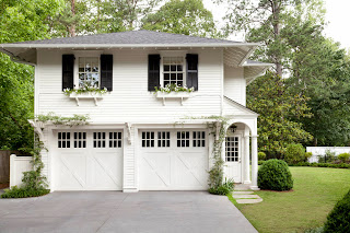 carriage house front