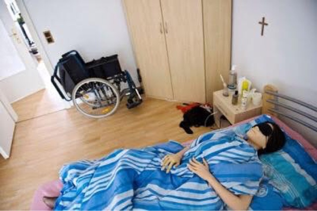 PHOTOS: Checkout How A Man married To A Doll Lives With Her. 10