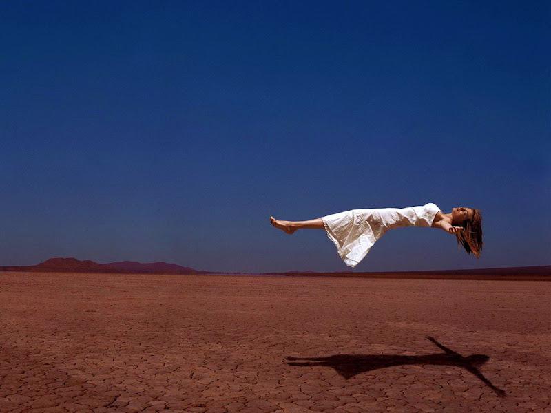 Levitation, Magic And Spells