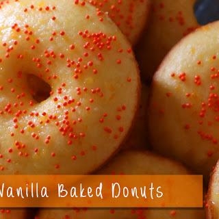 Orange Cake Donuts Recipes