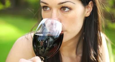 Estudo sobre a ingestão de vinho