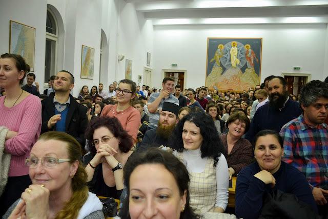 Pr. Constantin Necula despre tineri, FTOUB 160
