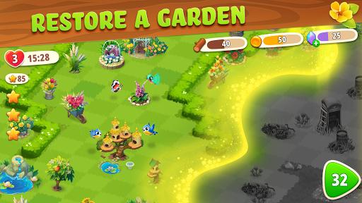 Merge Gardens apkdebit screenshots 3