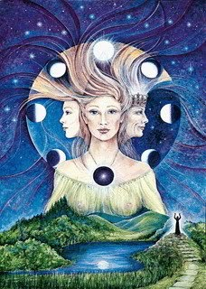 The Charge Of The Triple Goddess Image