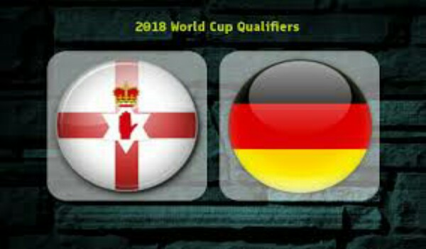 Northern Ireland vs Germany World Cup Qualifying Match Highlights