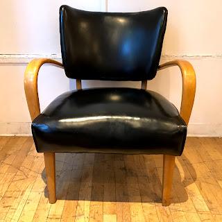 Mid-Century Bentwood Armchair