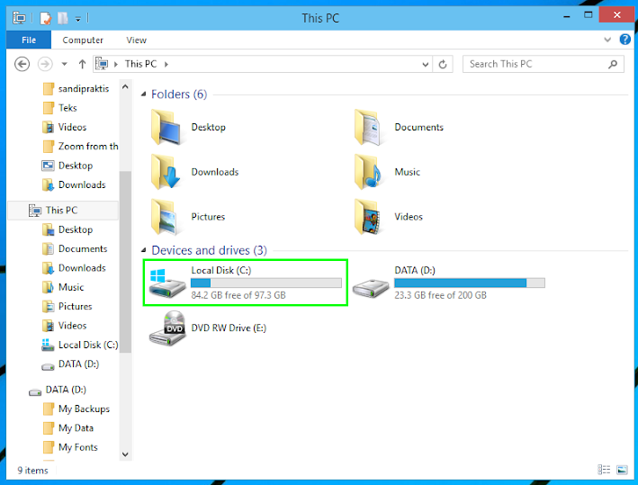 Windows 10 Tech Preview build 9879, A Clean Installation... part 2: Device Driver Setup