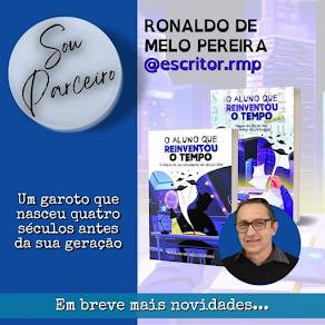 PARCERIA AUTOR RONALDO DE MELO PEREIRA