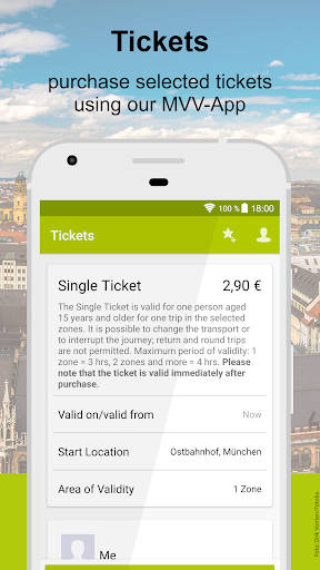 MVV-App u2013 Munich Journey Planner & Mobile Tickets 5.34.13648 screenshots 4