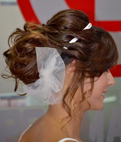 Peinados recogidos e ideas para novias