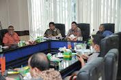 Anggota DPRK Langkat Kunjungan Kerja ke DPRK Banda Aceh