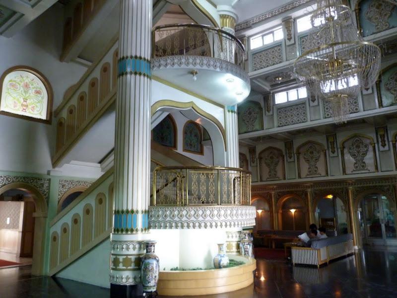 Hotel Turpan tlfbg@126.com parfait