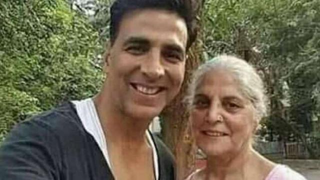 अक्षय कुमार की मां अरुणा भाटिया ने बुधवार सुबह (8 सितंबर) को अंतिम सांस ली  