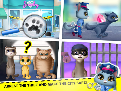 Kitty Meow Meow City Heroes - Cats to the Rescue! 2.0.51 screenshots 20