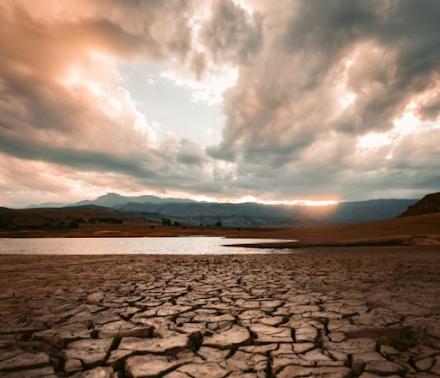 Καλιφόρνια : Μια ξεραμένη πολιτεία