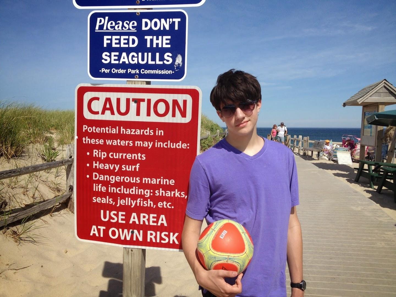 Me near warning