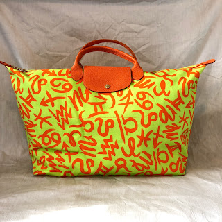 Jeremy Scott x Longchamp ZODIAC Le Pliage Bag