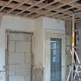 Verbouwen dag 25; 15-05-2007