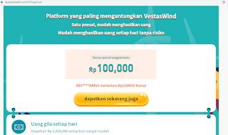 Vestas Wind Apk Penghasil Uang Apakah Aman?