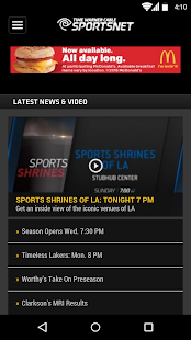 TWC SportsNet- screenshot thumbnail