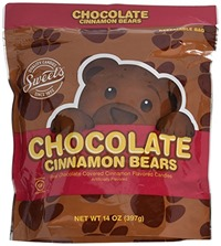 cinnamon bears chocolate