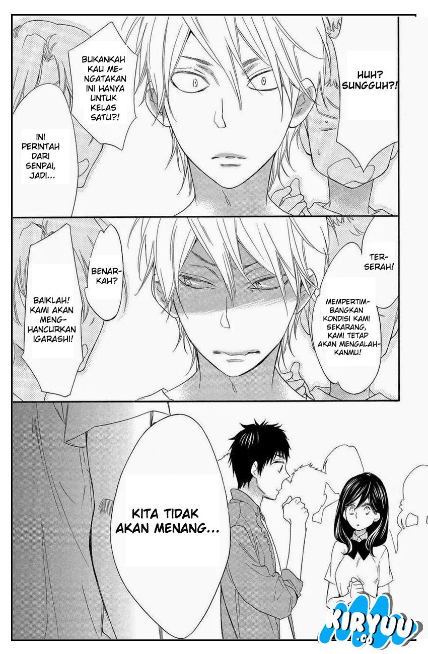 Watashi ga Motete Dousunda Chapter 13