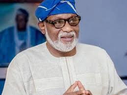 #ENDSARS:Governor Akeredolu Addresses Ondo People