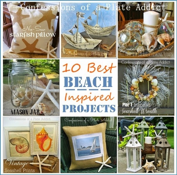 CONFESSIONS OF A PLATE ADDICT 10 Best Beach Inspired Projects2
