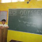 Odyssey Week (Primary) 17-19.11.2016