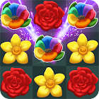 Blossom Blitz Match 3 icon