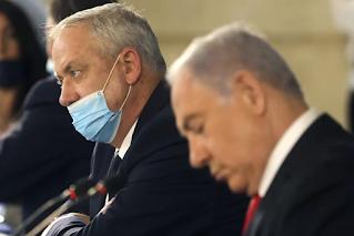 Gantz afirma que Netanyahu não honrará o acordo de coalizão