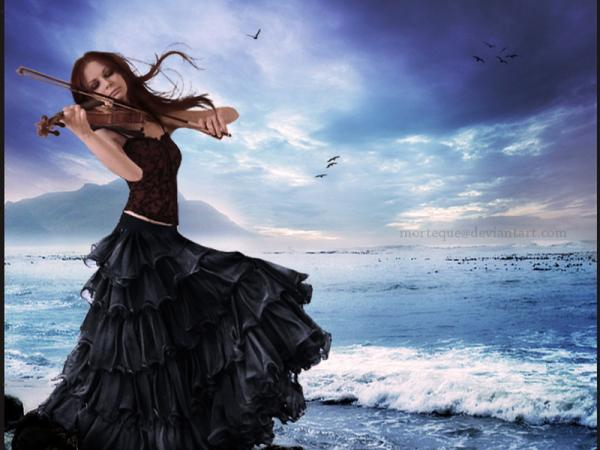 Song Of The Surf, Gothic