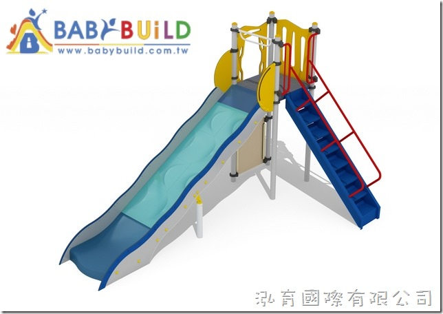 BabyBuild FRP滑梯