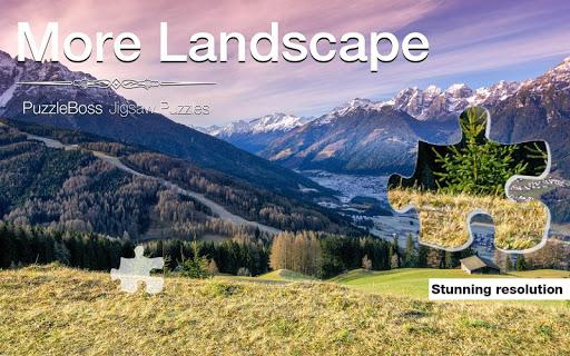 More Landscape Jigsaw Puzzles