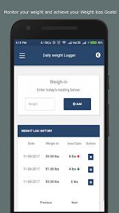 WW Calculator & Tracker - náhled